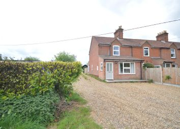 Thumbnail 2 bed end terrace house to rent in Verdons Lane, Silfield, Wymondham