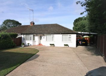 Thumbnail 4 bed bungalow for sale in Oak Avenue, Bricket Wood, St. Albans