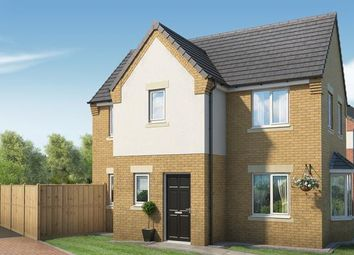 "Thumbnail 3 bed property for sale in ""The Mulberry At The Pinders"" at Coach Road, Throckley, Newcastle Upon Tyne"