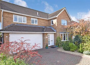 Thumbnail 4 bed detached house for sale in Marden Way, Herne Farm, Petersfield, Hampshire