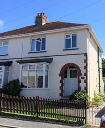 Thumbnail 3 bed semi-detached house for sale in Cleveland Avenue, Tywyn