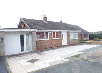 Thumbnail 3 bed bungalow for sale in Acre Rise, Willenhall, West Midlands