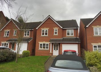 Thumbnail 4 bed detached house for sale in Comberton Gardens, Kidderminster