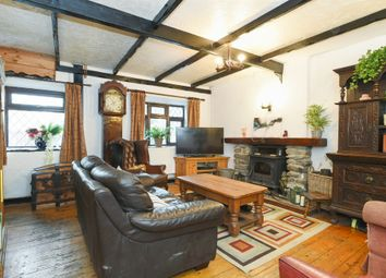 Thumbnail 4 bed cottage for sale in Yr Allt, Llantrisant, Pontyclun