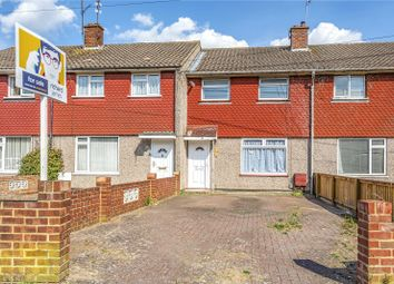 Thumbnail 3 bed terraced house for sale in Wickdown Avenue, Moredon, Swindon