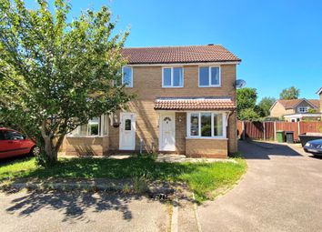 Thumbnail 3 bed semi-detached house for sale in Miller Close, Scarning, Dereham