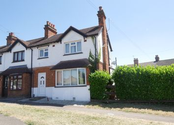 Thumbnail 4 bed end terrace house for sale in Haycroft Road, Stevenage