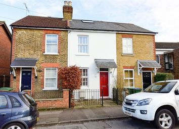Thumbnail 3 bed cottage for sale in Thames Street, Weybridge, Surrey