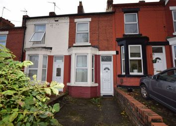 Thumbnail 2 bed terraced house for sale in Downham Road, Tranmere, Merseyside