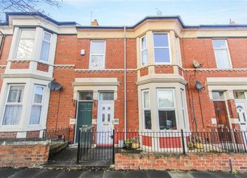 Thumbnail 3 bed flat for sale in Queen Alexandra Road, North Shields, Tyne And Wear
