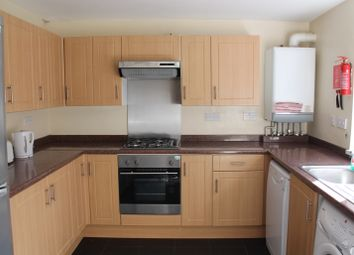 Thumbnail 6 bed terraced house to rent in Churchill Gardens, Jesmond, Newcastle Upon Tyne