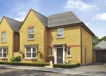 """Thumbnail 4 bedroom detached house for sale in """"Shenton"""" at Edward Pease Way, Darlington"""
