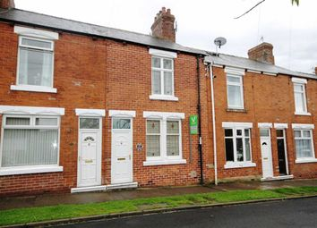 Thumbnail 2 bedroom terraced house for sale in Carville Terrace, Willington, County Durham