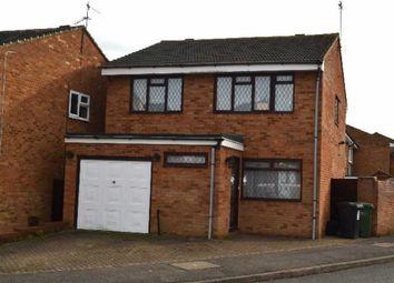 Thumbnail 4 bed detached house for sale in Coleridge Crescent, Hemel Hempstead, Hertfordshire