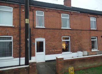 Thumbnail 3 bed terraced house for sale in Grantham Road, Bracebridge Heath, Lincoln
