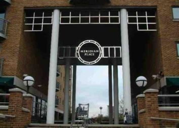 Thumbnail Office to let in Meridian Place, Canary Wharf
