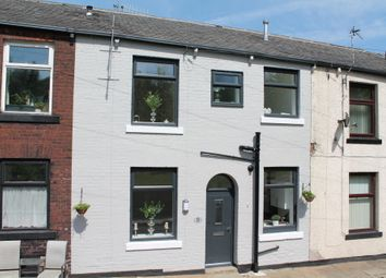 Thumbnail 2 bed terraced house for sale in Clegg Street, Littleborough