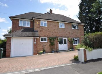 Thumbnail 4 bed detached house to rent in Pickersleigh Road, Malvern