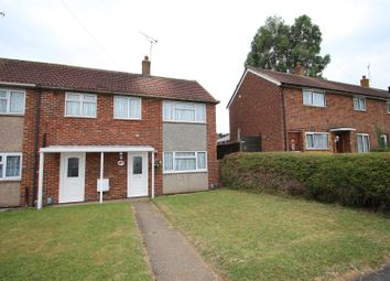 Thumbnail 3 bed end terrace house for sale in Tournay Close, Ashford
