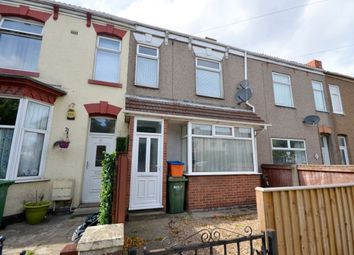 Thumbnail 2 bed terraced house to rent in Hainton Avenue, Grimsby