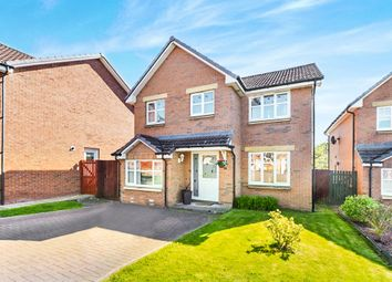 Thumbnail 4 bed detached house for sale in Sandalwood, Wishaw
