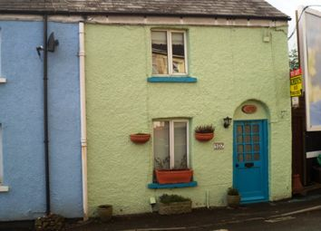 Thumbnail 2 bed cottage to rent in Tregwilym Road, Rogerstone, Newport