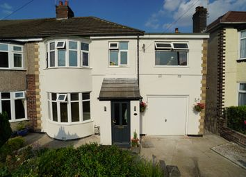 Thumbnail 4 bed semi-detached house for sale in Westwick Road, Greenhill, Sheffield