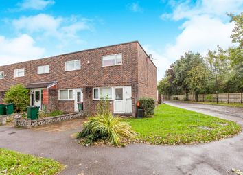 Thumbnail 2 bed end terrace house for sale in Redwood Close, Northgate, Crawley