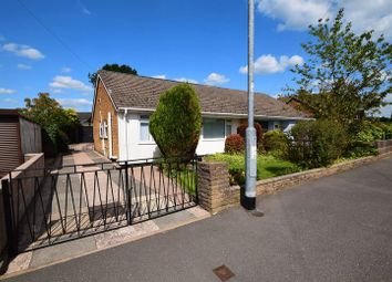 Thumbnail 3 bed semi-detached bungalow for sale in Moss Park Avenue, Werrington, Stoke-On-Trent