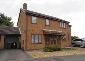 Thumbnail 3 bed semi-detached house to rent in Thornhill Close, Houghton Regis, Dunstable