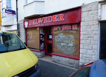 Thumbnail Retail premises for sale in Great George Street, Weymouth