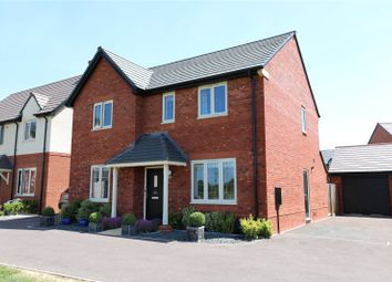 Thumbnail 4 bed detached house for sale in Snapdragon Close, Walton Cardiff, Tewkesbury