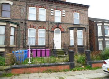 Thumbnail Studio to rent in Buckingham Road, Tuebrook, Liverpool