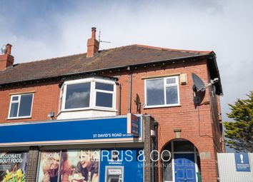 Thumbnail 4 bed flat to rent in 196/198 St. Davids Road North, Lancashire
