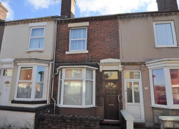 Thumbnail 3 bed terraced house for sale in Nicholls Street, Stoke, Stoke-On-Trent