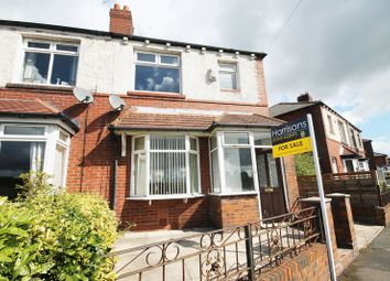 Thumbnail 3 bed semi-detached house for sale in Bayswater Street, Morris Green, Bolton, Lancashire.