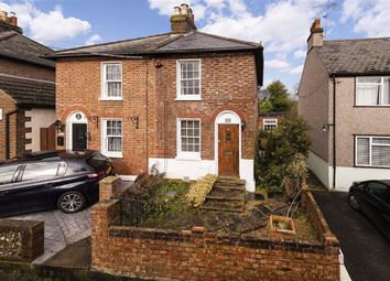 2 bed semi-detached house for sale in Eynsford Road, Crockenhill, Swanley BR8