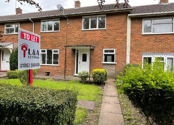 Thumbnail 2 bed terraced house to rent in Paddock Lane, Great Wyrley, Walsall