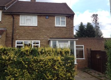 Thumbnail 3 bedroom end terrace house to rent in Daventry Gardens, Harold Hill