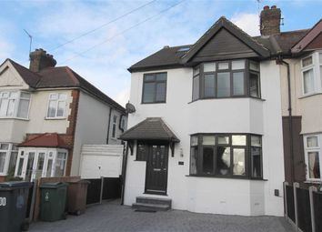 Thumbnail 4 bedroom semi-detached house for sale in Kings Head Hill, North Chingford, London