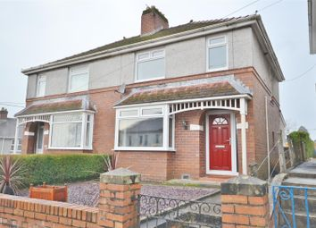 Thumbnail 3 bed semi-detached house for sale in Lon Hir, Carmarthen