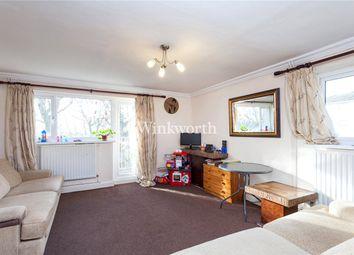 Thumbnail 2 bedroom maisonette for sale in Lower Fosters, New Brent Street, London