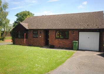 Thumbnail 2 bed detached bungalow to rent in Chantrey Court, Hodnet, Market Drayton