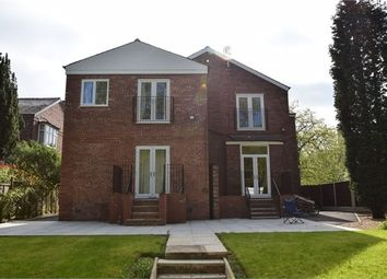 Thumbnail 2 bed flat to rent in Bramhall Lane, Davenport, Stockport, Cheshire
