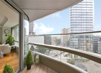 Thumbnail 1 bed flat for sale in Canaletto, City Road, London
