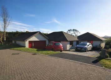 Thumbnail 4 bed detached bungalow for sale in St. Cyriac, Luxulyan, Bodmin