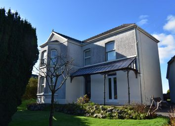 Thumbnail 4 bed detached house for sale in Brynlloi Road, Glanamman, Ammanford