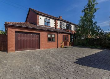 Thumbnail 4 bed semi-detached house for sale in New Road, Coppull, Chorley