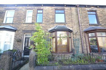 Thumbnail 3 bed terraced house for sale in Hayfield Road, Chapel-En-Le-Frith, High Peak