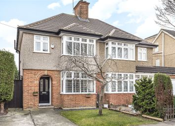 Thumbnail 3 bed semi-detached house for sale in Munden Grove, Watford, Hertfordshire